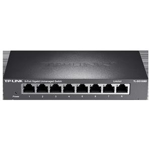 送六类网线tp-link 1000m交换机