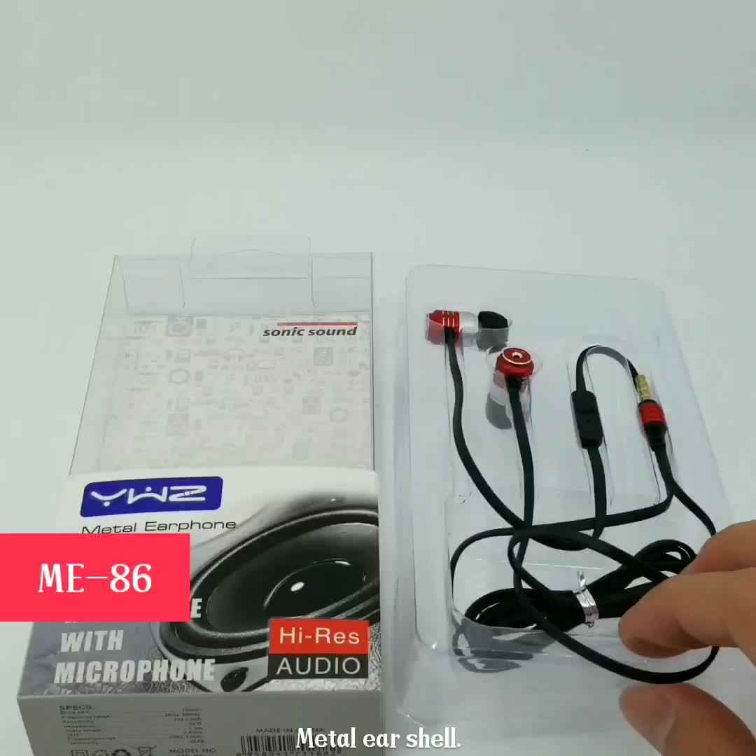 China Supplier Wire In-ear Headphone Best Private Label Sport ...