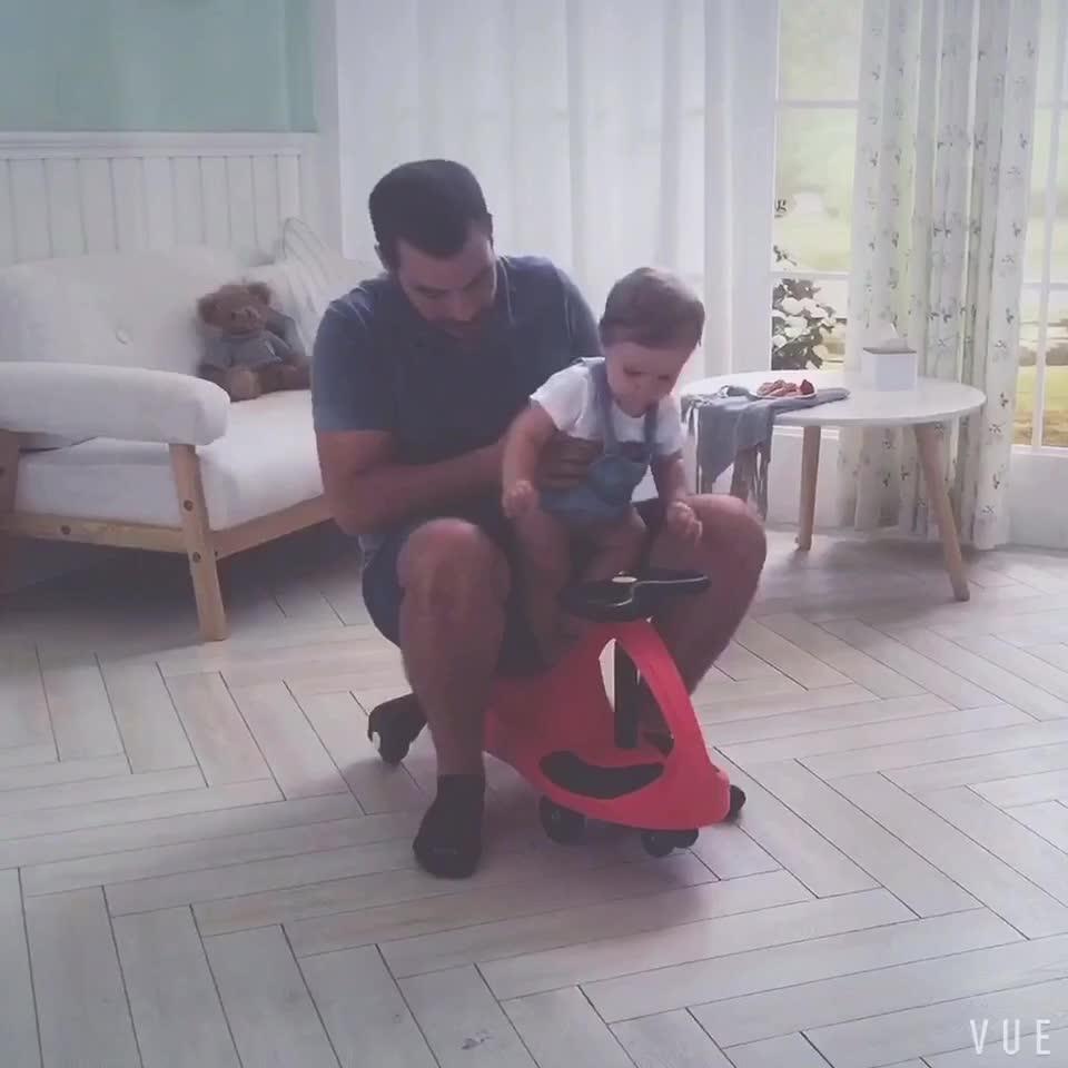Toptan fiyat çocuk parkı sürüş büküm araba oyuncak çocuklar sihirli salıncak araba satılık