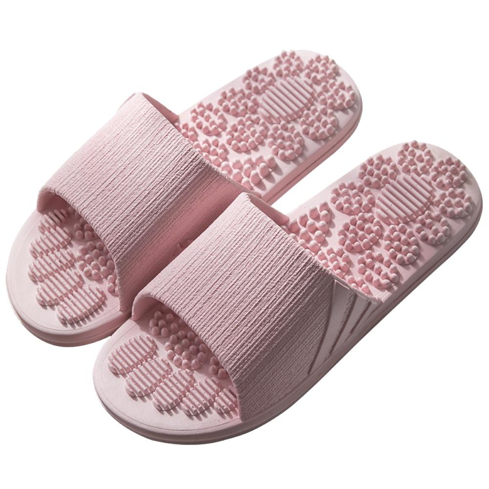 按摩拖鞋女士可爱居家用外穿室内情侣家居防滑洗澡浴室夏季凉拖鞋