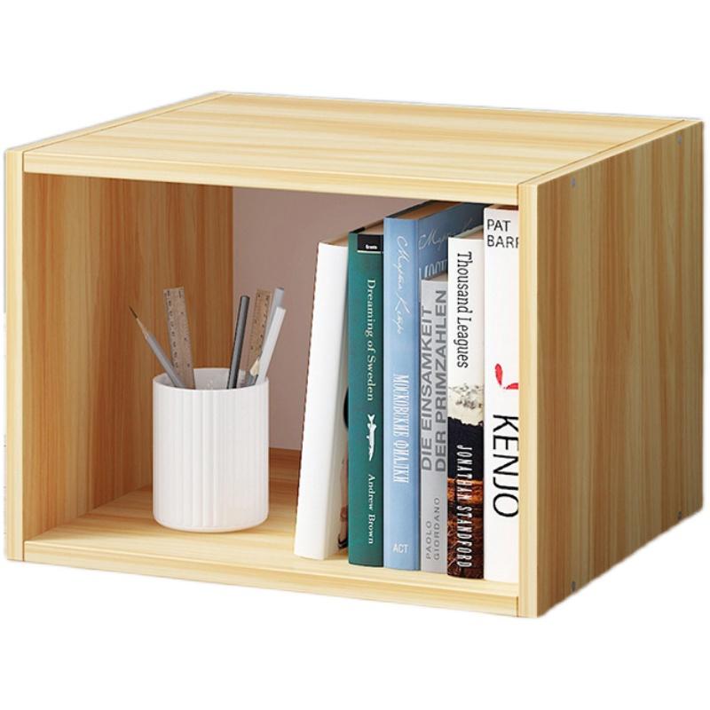 书架简约落地经济型客厅小书柜子好用吗