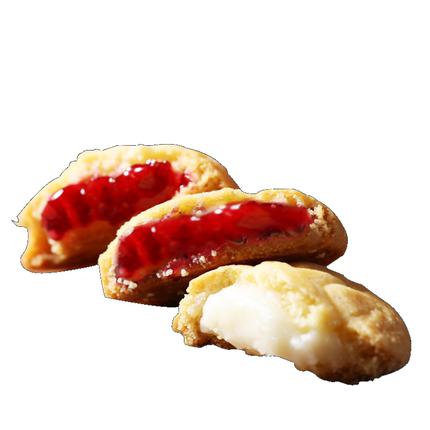 雅觅蔓越莓爆浆奶酪烘焙手工曲奇