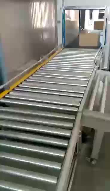 2017 High Quality Stainless Steel Gravity Roller Conveyor