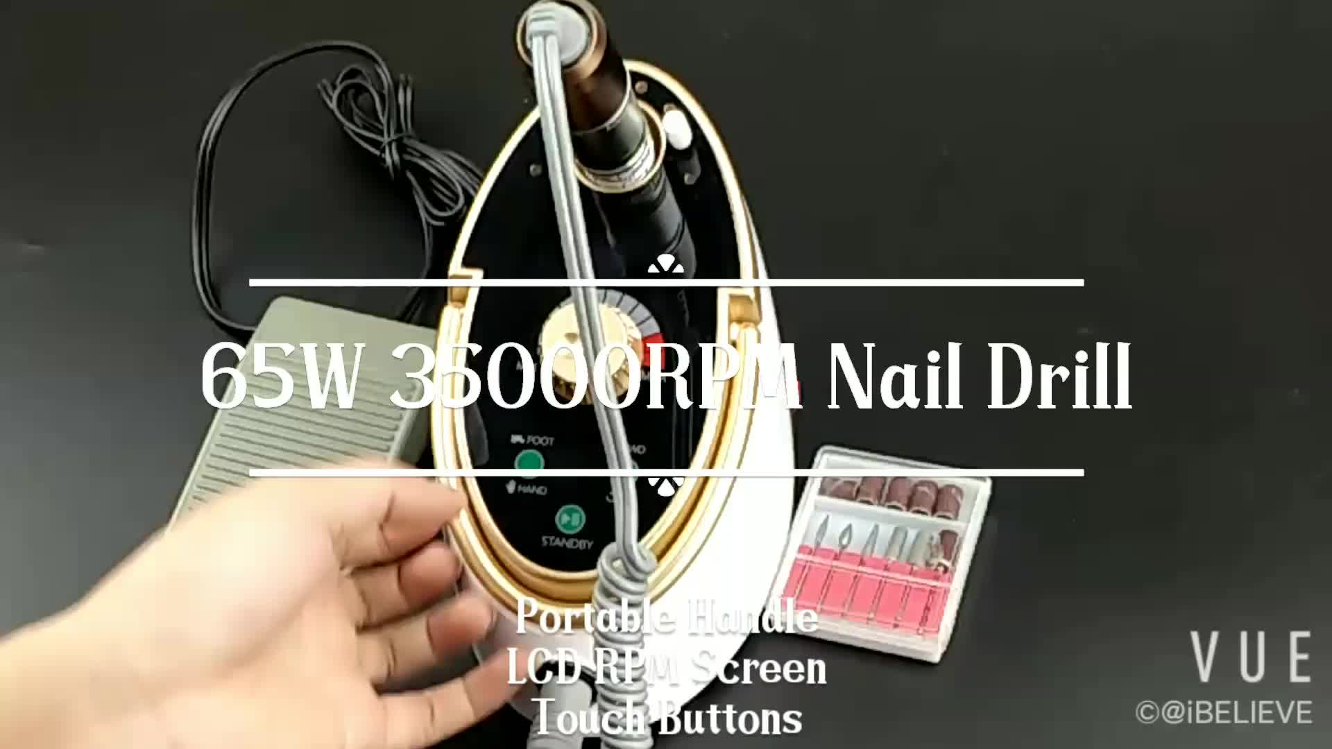 Dongguan I-Believe Electronic Appliance Co., Ltd. - LED Nail Lamp ...
