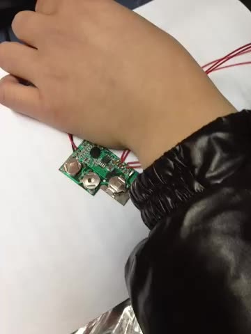 voice recording module/recordable sound module for greeting cards