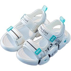 2021年夏季新款中大童小女孩凉鞋