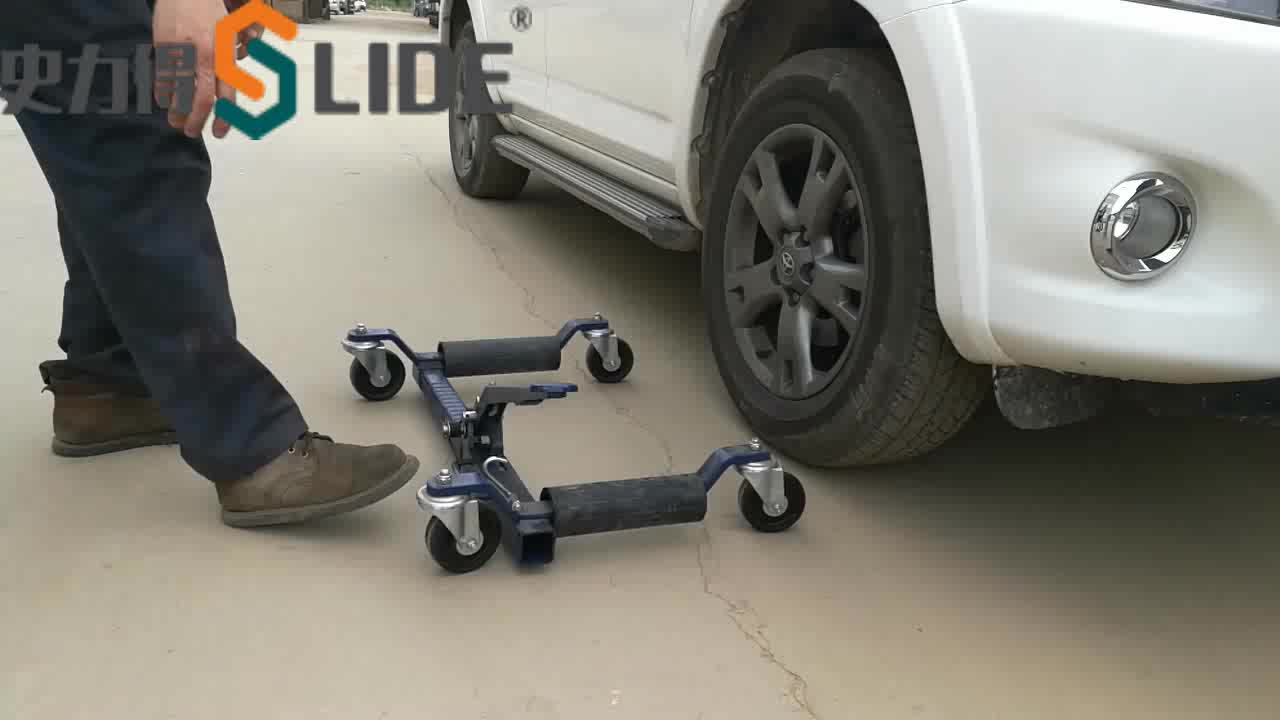 Made in China High quality Easy and Convenient car auto dolly trailer vehicle dolly