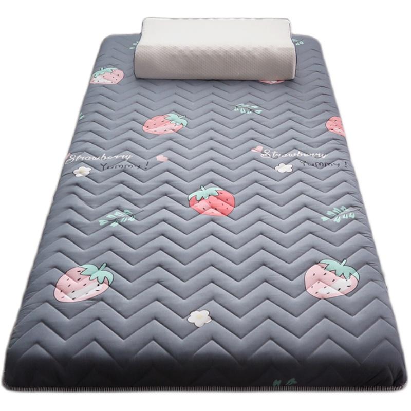可折叠加厚床垫软垫出租房睡垫地垫质量如何