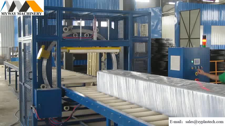 Hose wrapping machine,hose coil wrapper