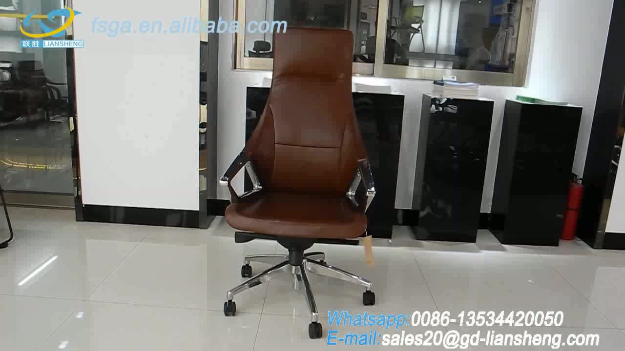 2019 Leather office chair specification igo office chair Cheap PU Leather Chair