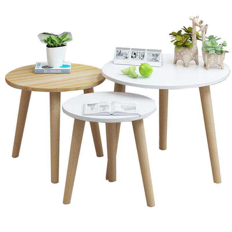 小圆桌简约小茶几ins卧室小小桌子质量好不好