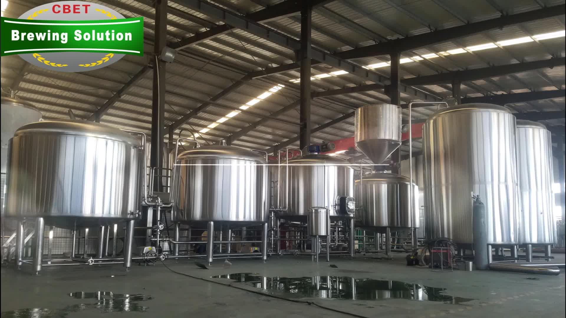1500l 1000l 2000l 3000l 2500l 3500l छोटे वाणिज्यिक बीयर पक शराब की भठ्ठी मशीन उपकरण बिक्री के लिए इस्तेमाल किया