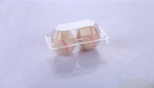 Preço baixo Eco-amigável da bandeja do ovo do plástico de 30 furos do PVC