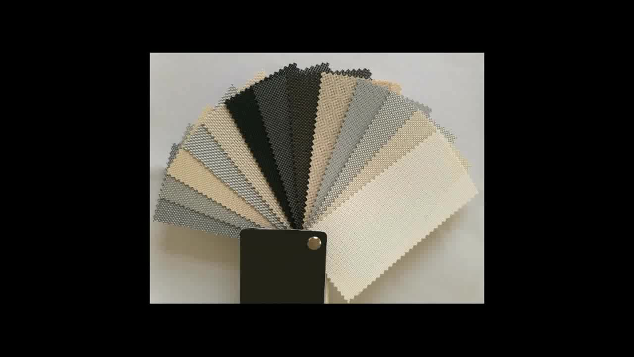 96000R Super Flame Retardant Sun Screen Fabric