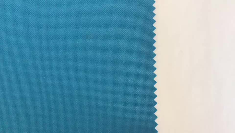 China supplier 100% polyester 600d pvc coated  polyester tpu waterproof cordura oxford fabric 600d for luggauge use