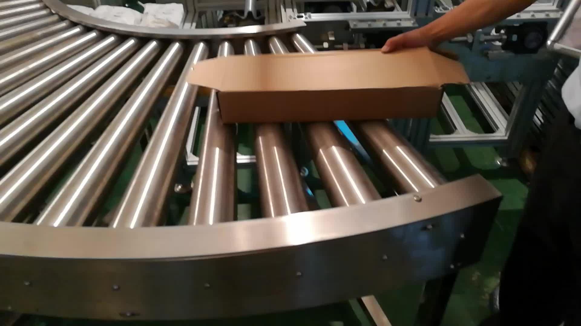 Rodas dentadas de aço inoxidável HLX transportador de rolos com alta qualidade