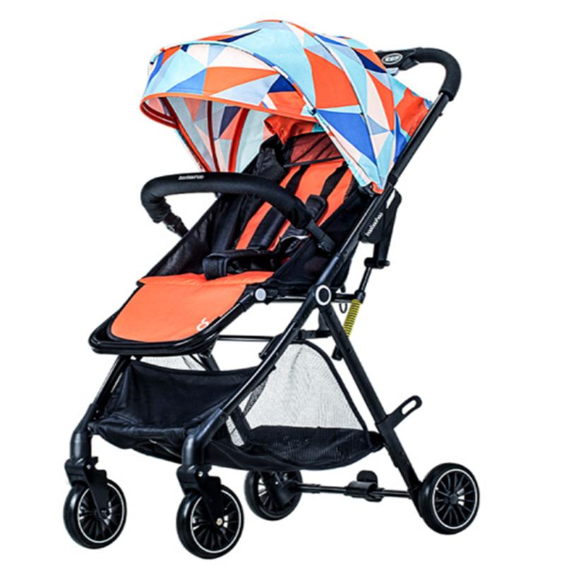 宝宝好婴儿推车高景观可坐可躺折叠简易超轻便携式小孩儿童手推车