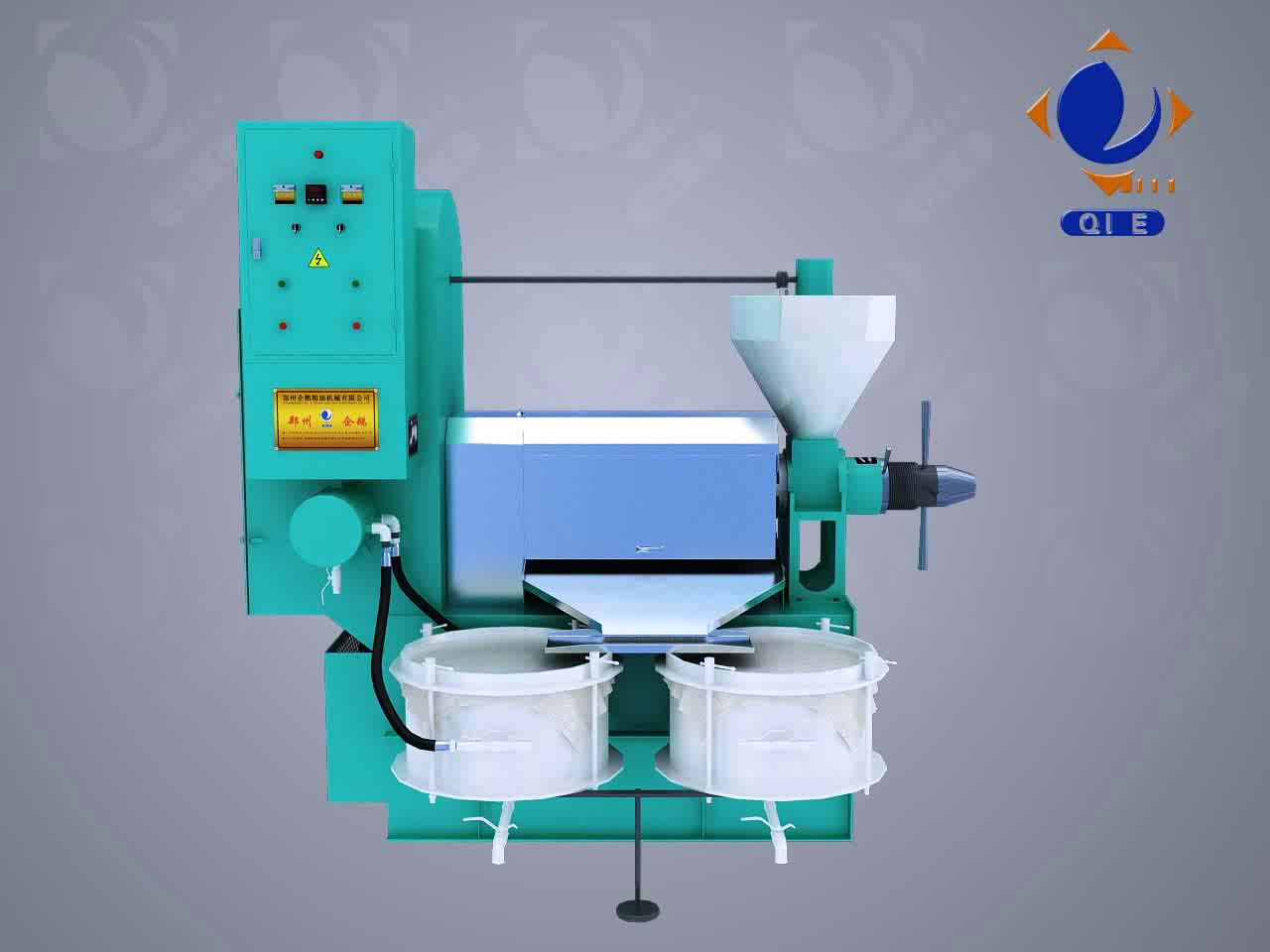 High quality sunflower oil mills made in china