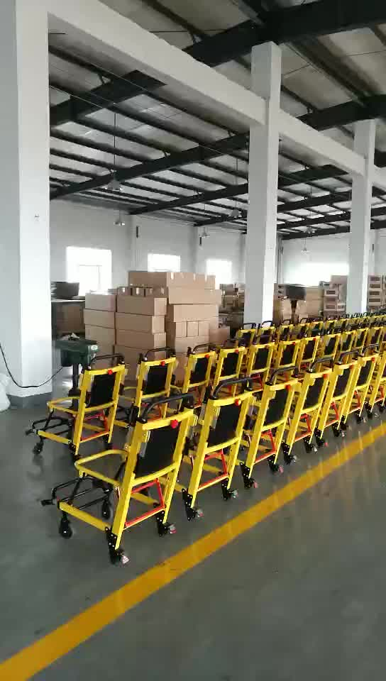 St72052 rh 11b electric folding power stair climbing for Motorized chair stair climber electric evacuation wheelchair electric wheelchair