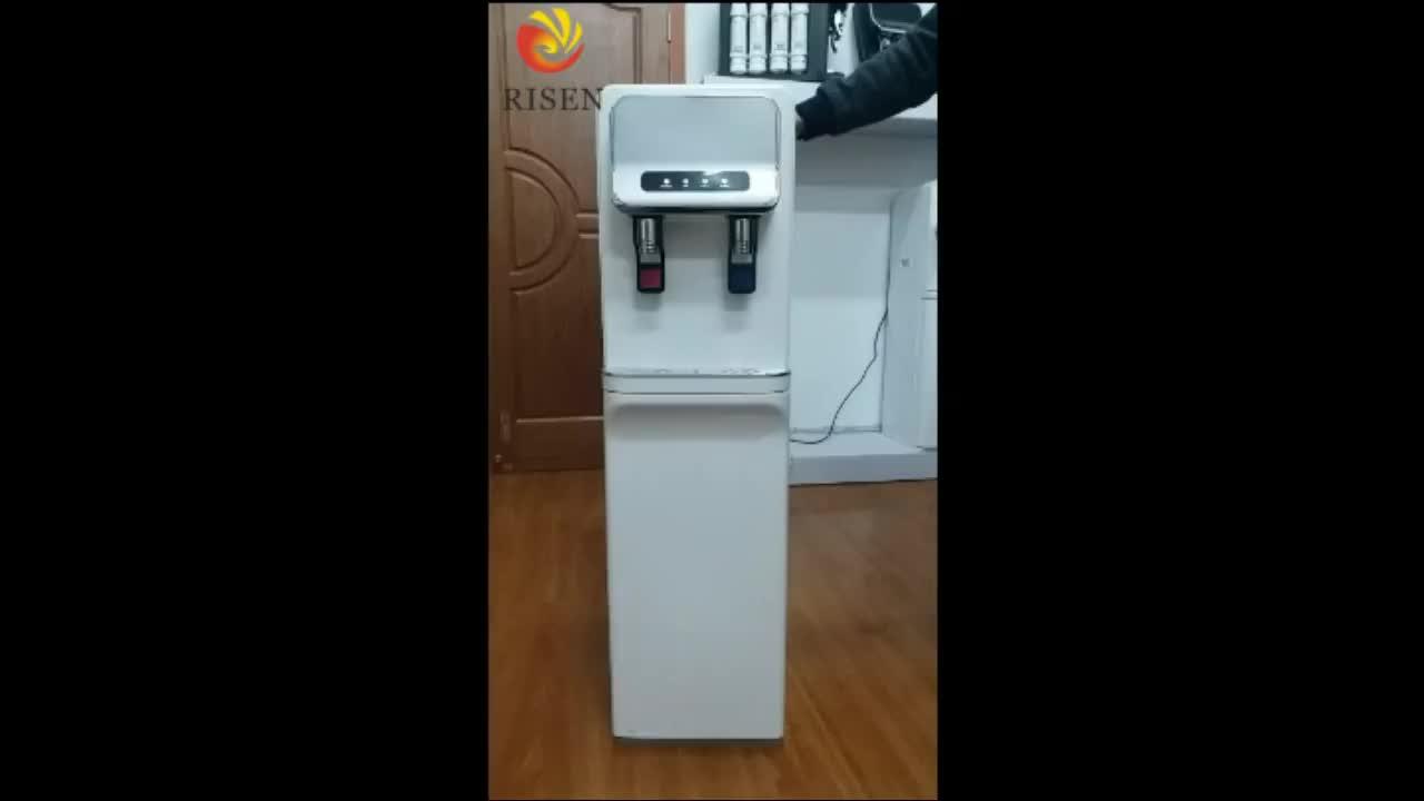 Sistem RO pemurni air portabel filter dispenser