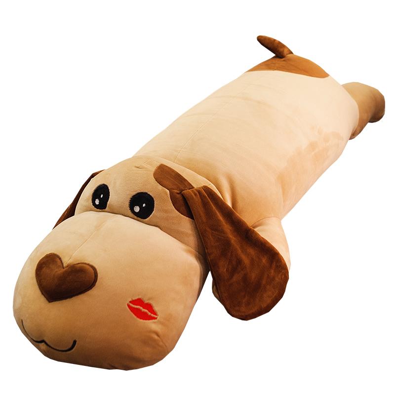 趴趴狗毛绒玩具布娃娃可爱睡觉抱枕能入手吗