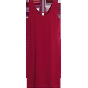 黑色吊带包臀连衣裙性感气质短裙