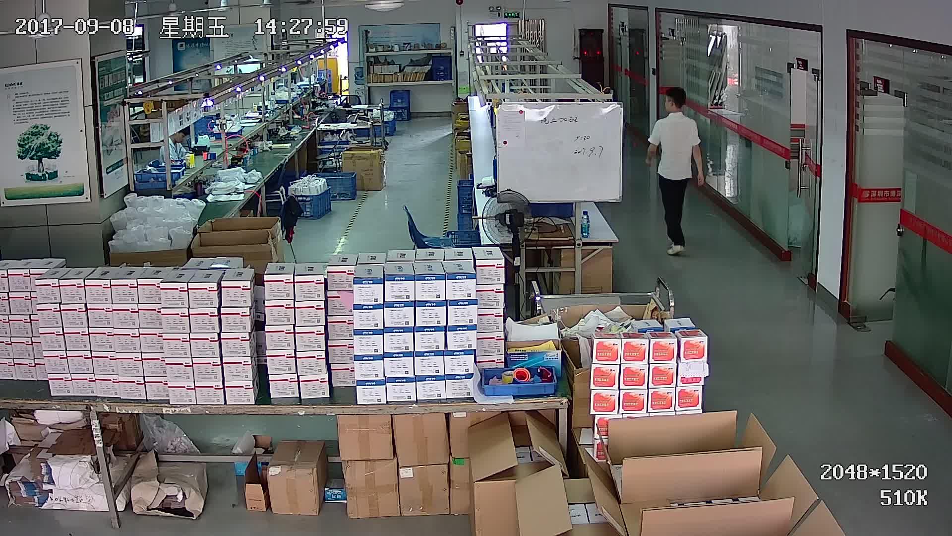 Pilihan Terbaik Keamanan Sistem CCTV 8ch POE Kamera Vandalproof Dome Camera 5mp