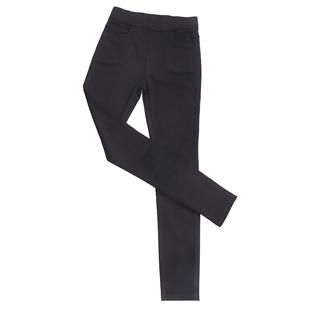 外穿2019薄款高腰字母修身打底裤