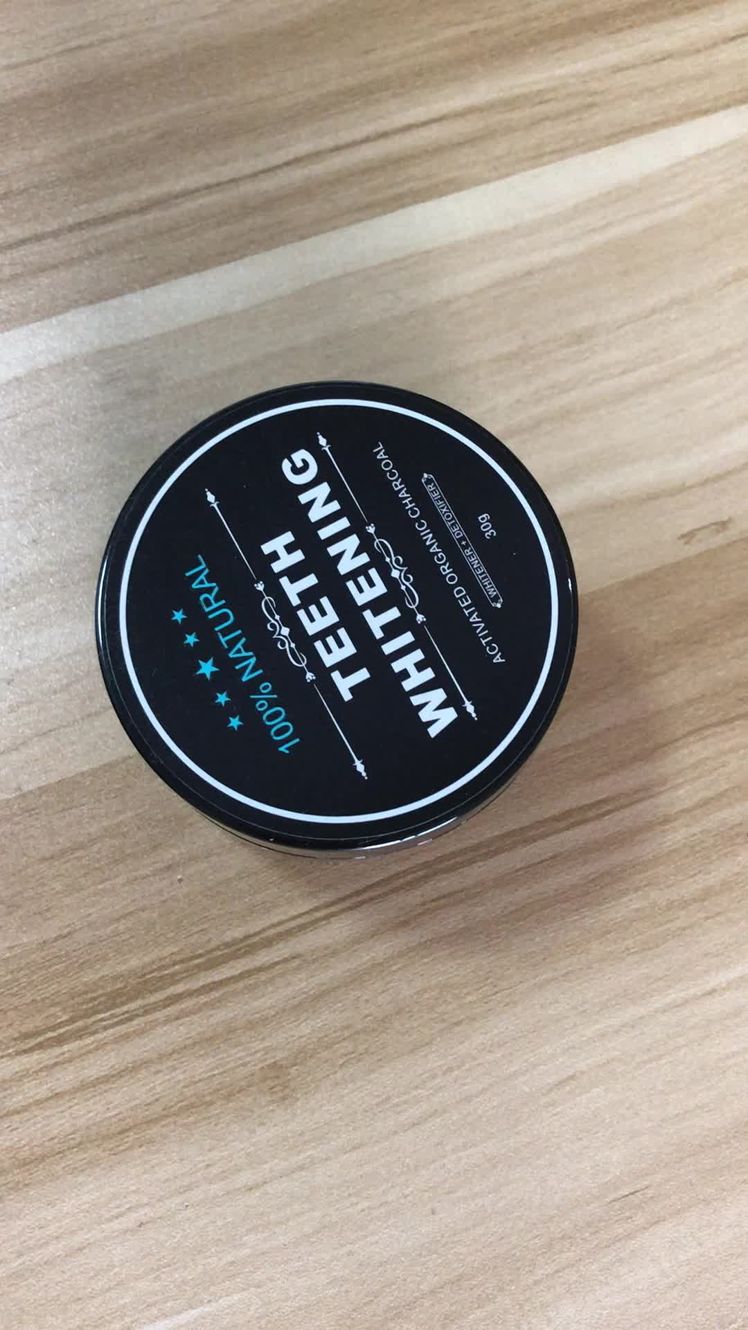 Daily Use Teeth whitening charcoal powder Oral Hygiene Cleaning Activated Bamboo Charcoal Powder