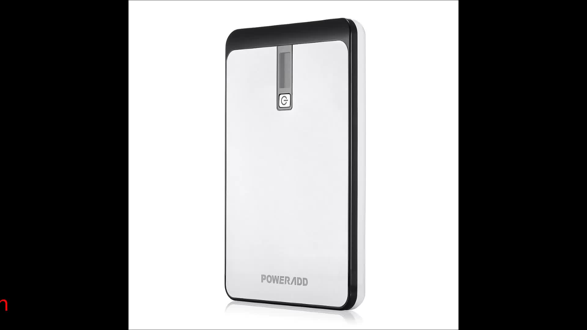 Best selling 2019 Innovative Power Bank 32000mah for Laptop High Capacity