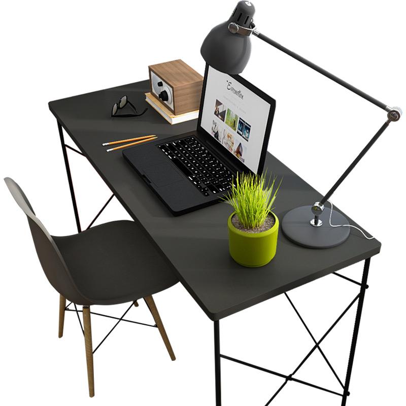 现代简约家用电脑台式简易电脑桌质量怎么样
