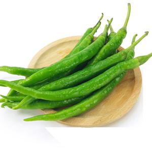 农家青椒二荆条线椒5斤泡新鲜辣椒