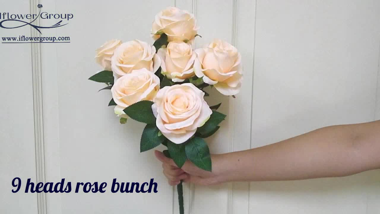Wedding flowers bouquet artificial real touch roses buy real touch wedding flowers bouquet artificial real touch roses izmirmasajfo