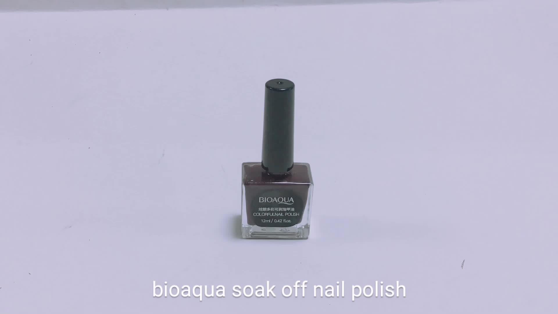 Bioaqua Non Toxic Healthy Private Label Fast Drying Gel Effect Mood Peel Off Nail Polish Buy