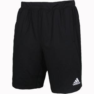 阿迪达斯男2021夏季新款宽松短裤