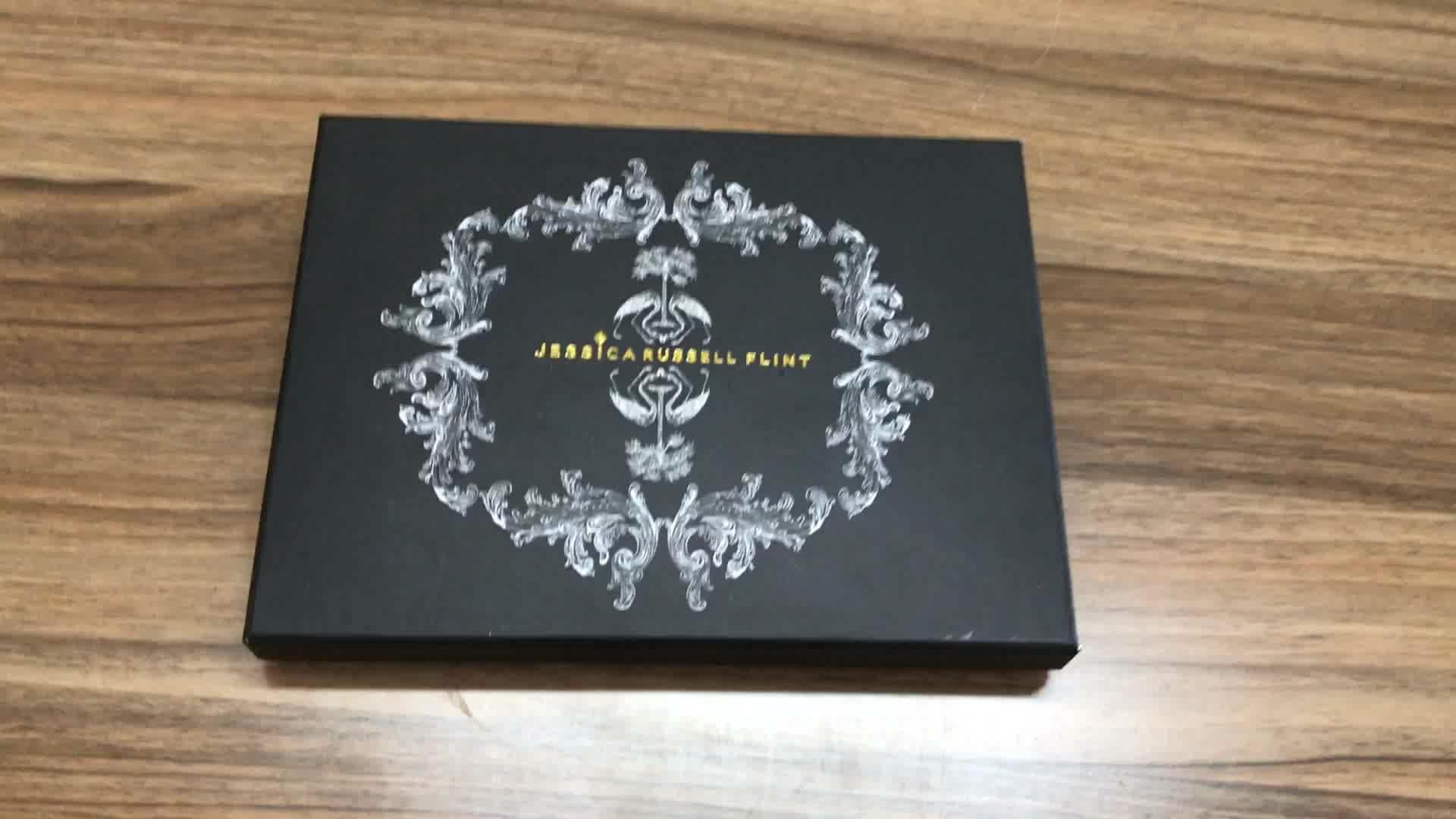 wallet Rigid set up box  Gift box with custom logo Rigid set up box