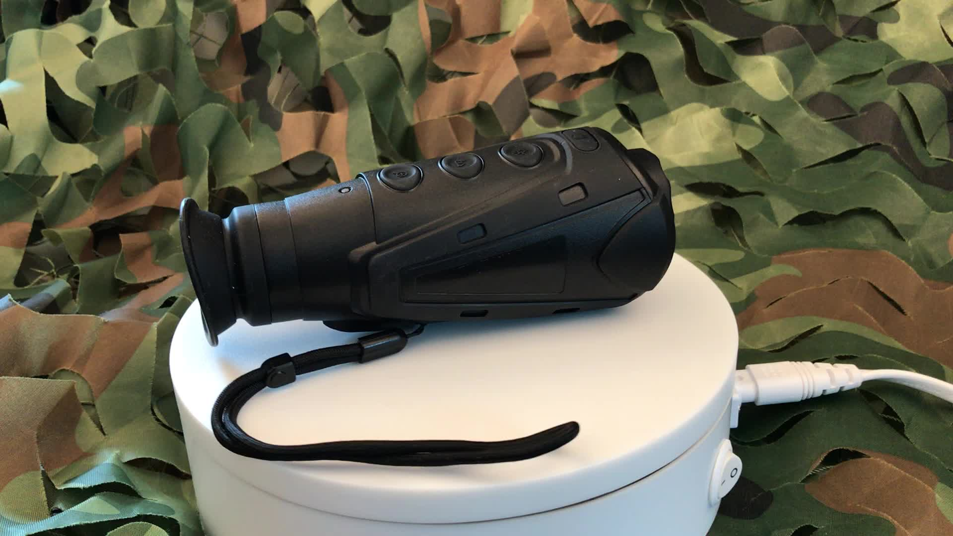 Cheap advanced night vision thermal imaging camera police equipment