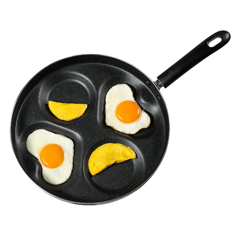 网红早餐锅平底锅荷包蛋煎蛋烙饼锅评价好不好