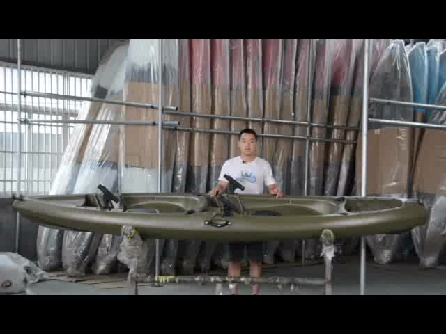 2 Seats Fishing Kayak with Customized Color