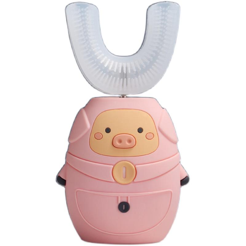 全自动u型儿童2-6-12岁电动牙刷质量怎么样