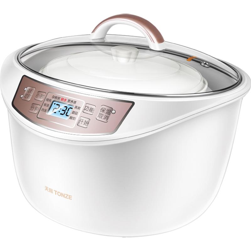 天际电炖炖锅隔水家用陶瓷煲汤锅价格多少好不好用