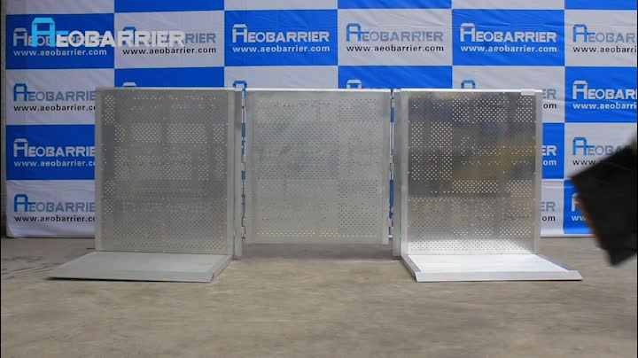 AEOBARRIER flex type Concert Barrier