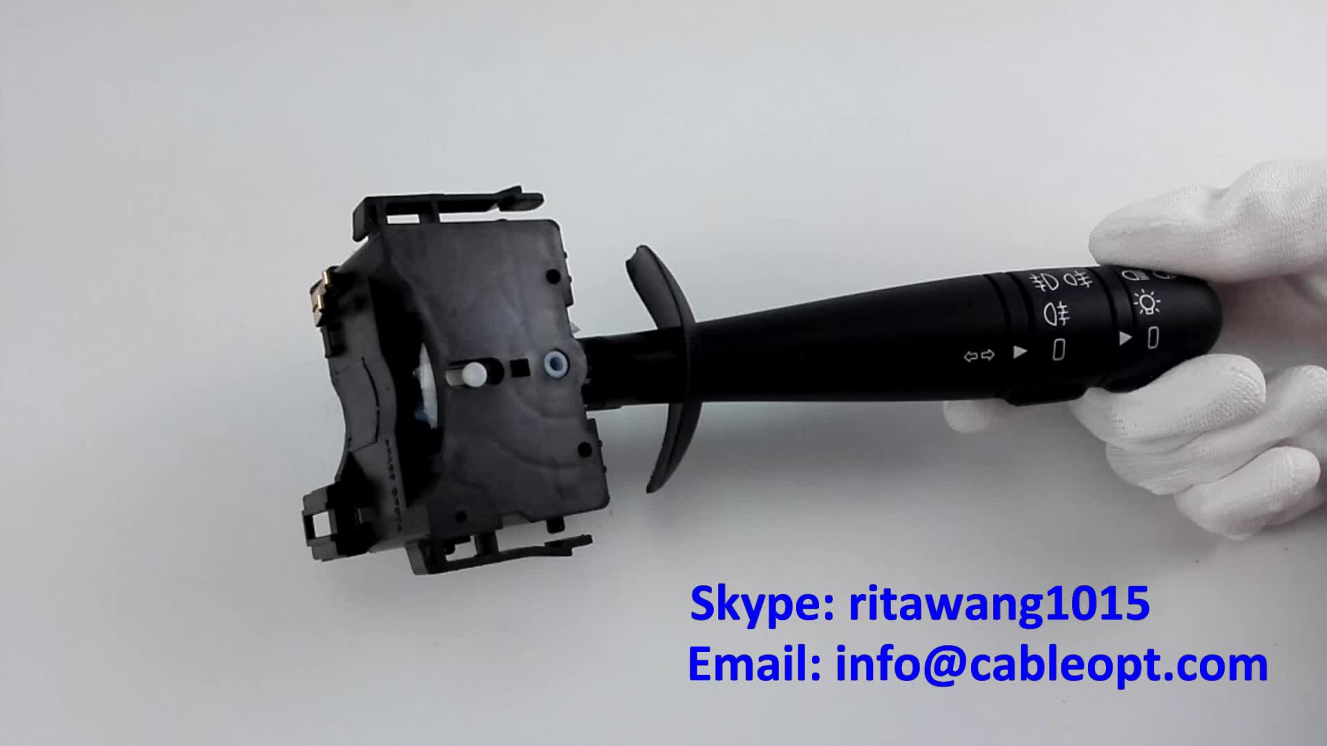 7701048913 251444 13pturn Signal Switch For Renault Espace