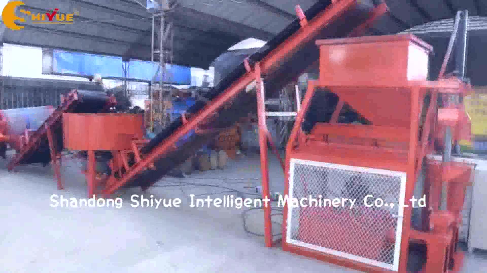 LY1-10 interlocking brick machine price/clay brick machine/manual block making machine