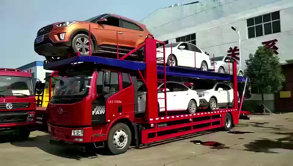 Car Carriers Small 5 Car Transport Truck Trailer For Sale Buy Car