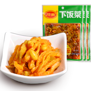 川南四川特产脆开味103g*10豇豆