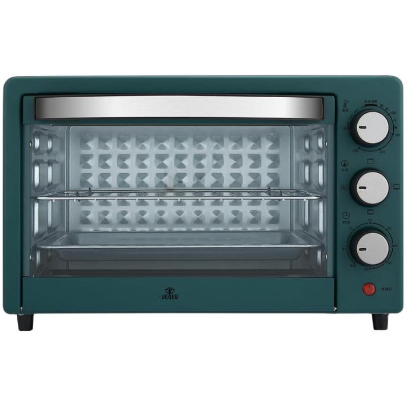 北美纽枸ueqeu25l家用小型电烤箱质量好不好