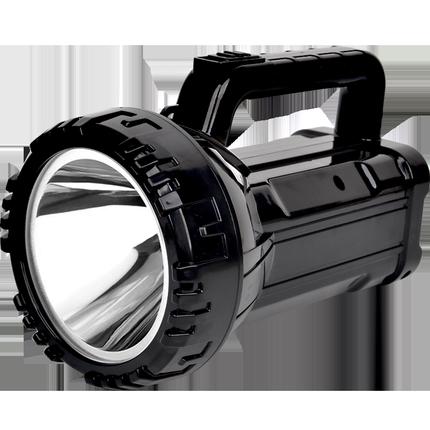 久量led强光远射充电式户外探照灯
