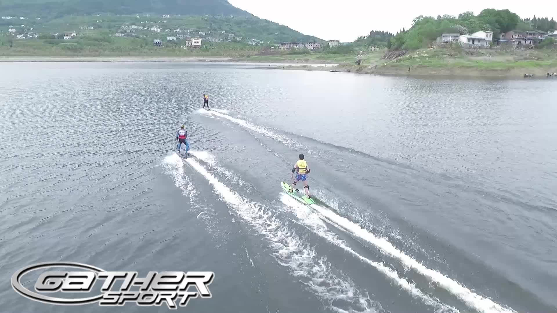 Gather Sport Carbon fiber 90cc jet surf for sale