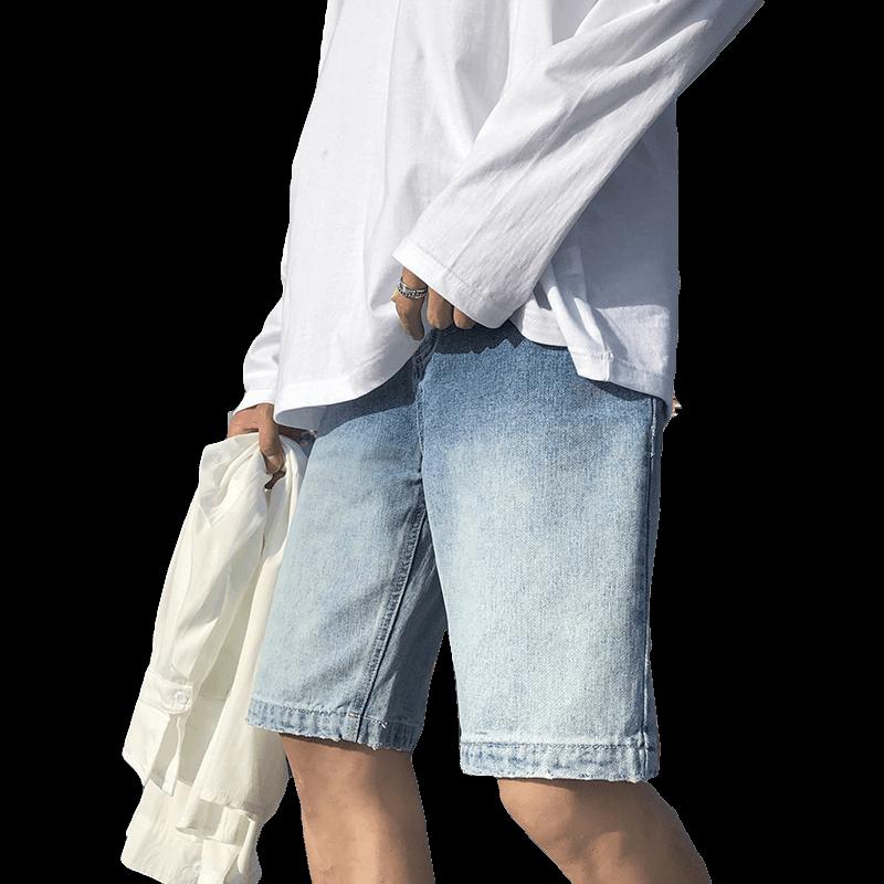 男生穿什么裤子比较百搭:男生穿宽松裤子